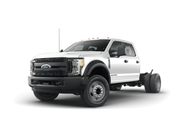 New 2019 Ford Chassis Cab F-550 XL Truck Crew Cab for sale in Huntley, IL